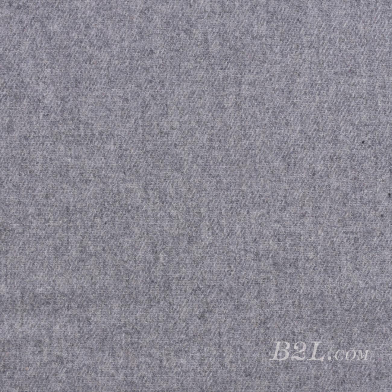 梭织染色素色斜纹毛纺面料-春秋冬连衣裙半身裙外套大衣面料S1188