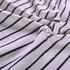 条纹 针织 单面 无弹 外套 连衣裙 短裙 60526-12