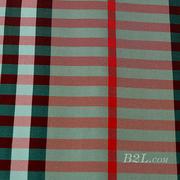 格子 涤棉 棉感 色织 平纹 外套 衬衫 上衣 薄 70622-68