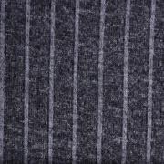 条纹 呢料 柔软 羊毛 大衣 外套 女装 期货 60803-50