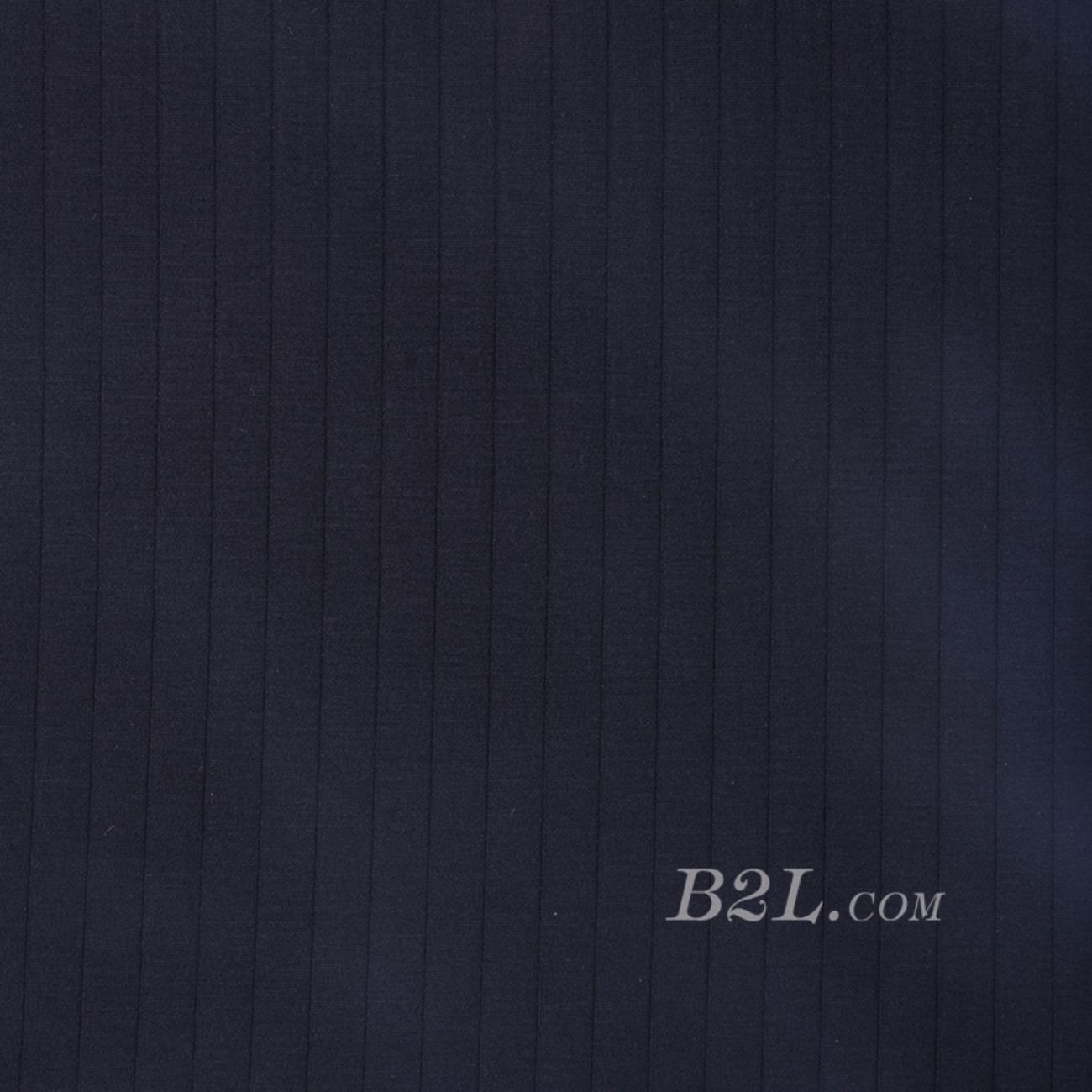 圆机针织纬编弹力条子面料—竖条T恤针织衫连衣裙棉感期货60311-51