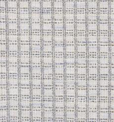 毛纺 针织 染色 格子 小香风 香奈儿风 秋冬 大衣 时装 女装 90729-1