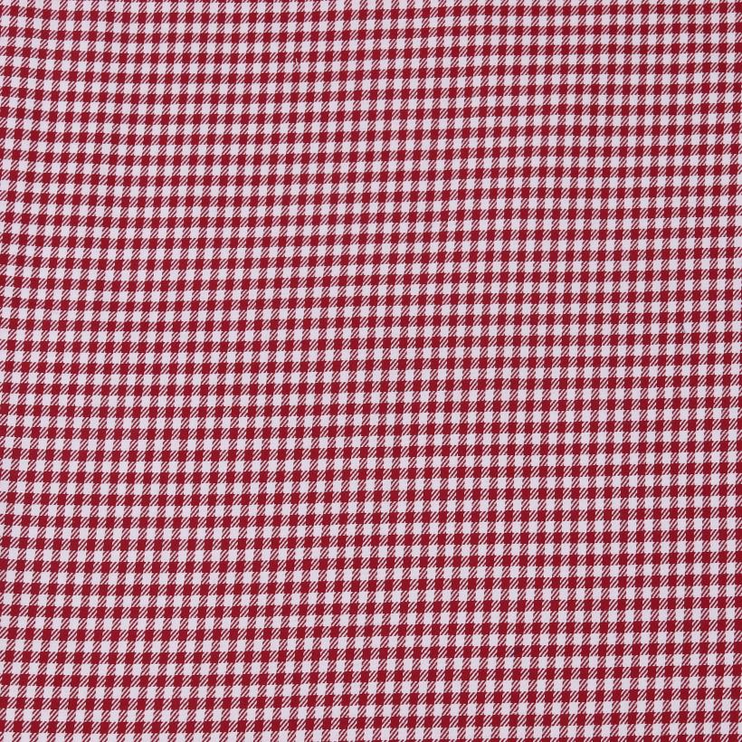 格子 梭织 色织 无弹 休闲时尚风格 衬衫 连衣裙 短裙 棉感 薄 全棉色织布 春夏秋 60929-91
