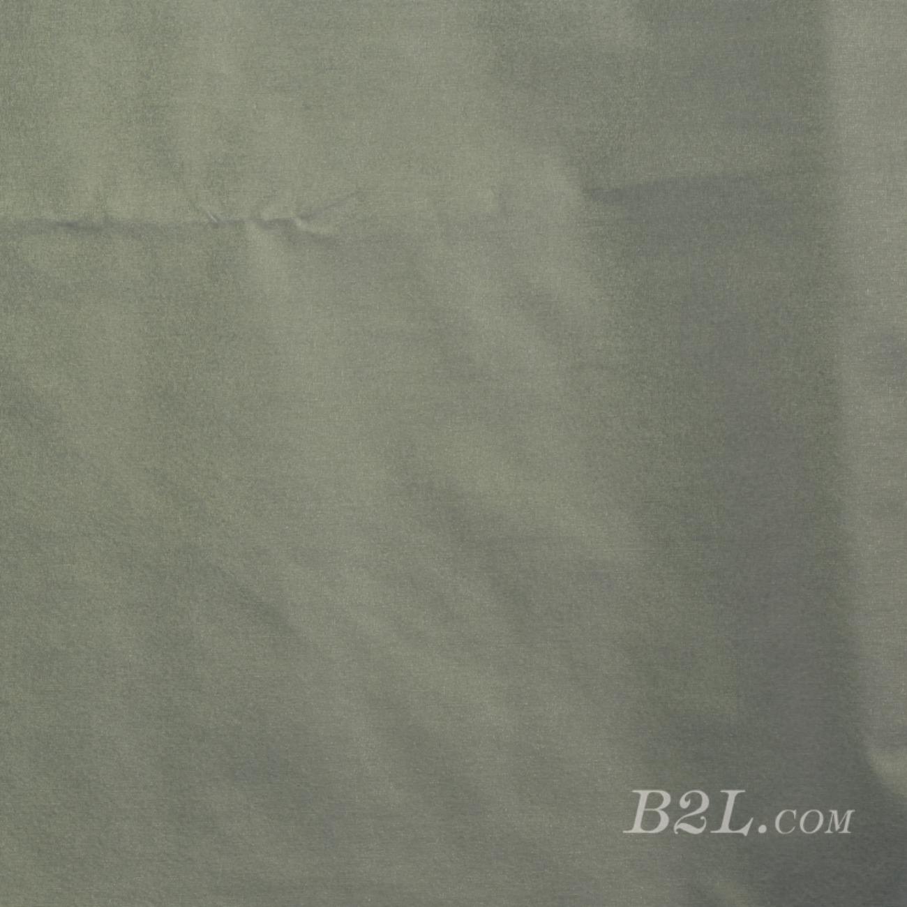 梭織染色素色燙金面料-春秋冬羽絨服運動服上衣面料S1459