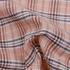 现货 梭织 色织 格子 几何 无弹 春秋 女装 连衣裙 外套 衬衫80104-2