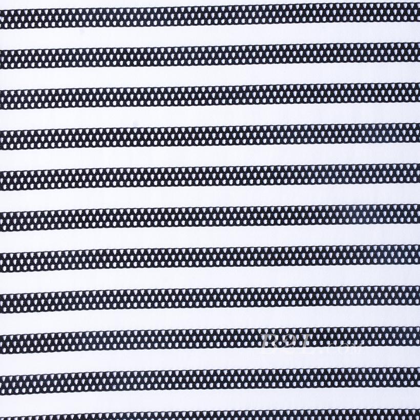 条子 横条 圆机 针织 纬编 T恤 针织衫 连衣裙 弹力 期货 60312-10
