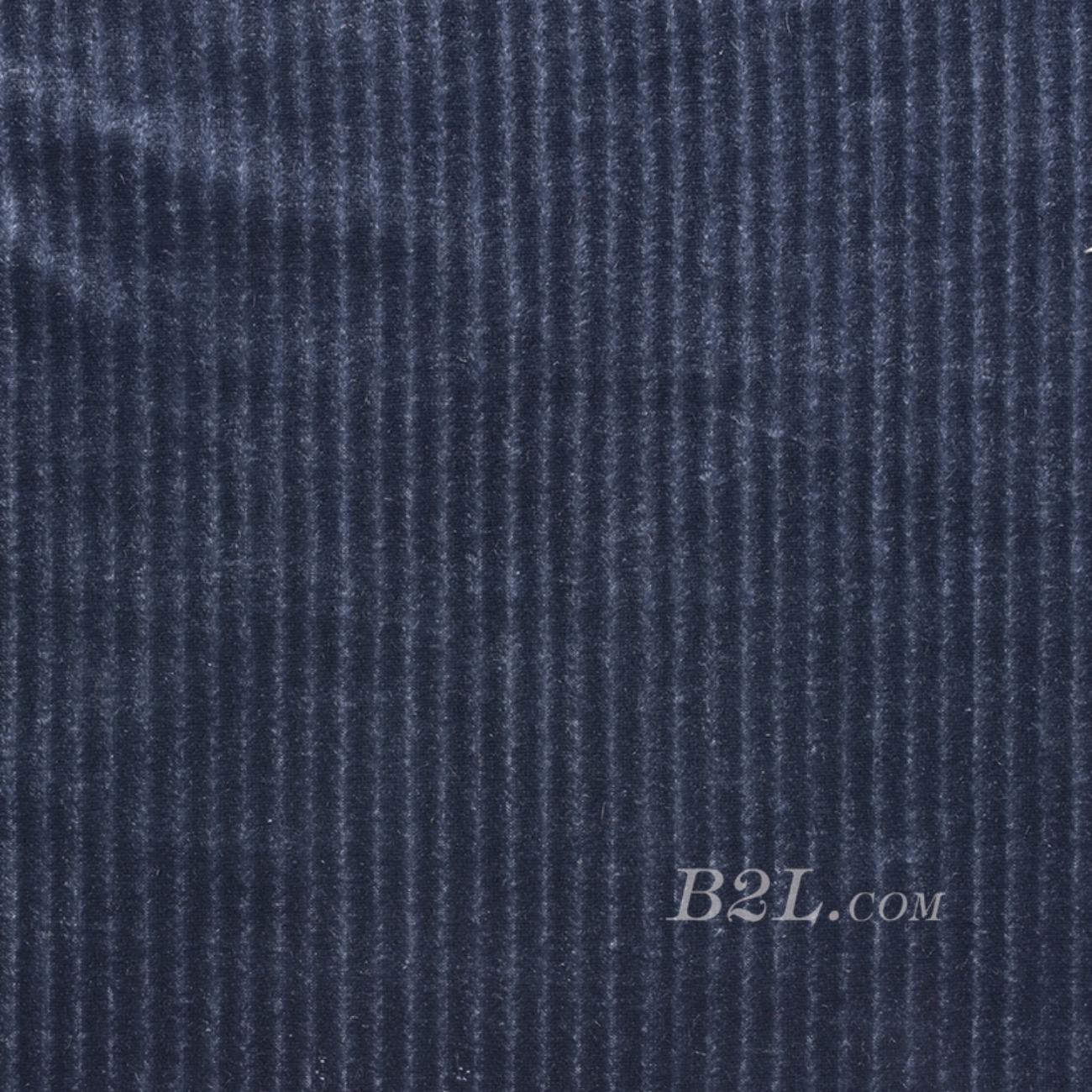条纹 针织 染色 低弹 绒感 春秋 连衣裙 时装 90306-16