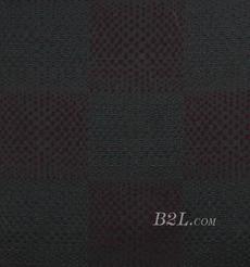 格子 提花 色織 女裝 外套 大衣 春秋 期貨 60401-86