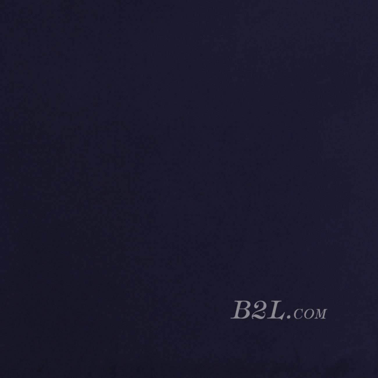 斜纹梭织素色染色连衣裙 短裙 衬衫 四面弹春 秋 柔软 70703-20