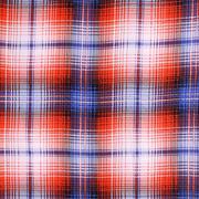 人棉期货格子梭织印花无弹衬衫连衣裙 短裙 薄 棉感 70522-33