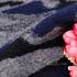 迷彩 呢料 柔软 羊毛 大衣 外套 女装 男装 70908-1