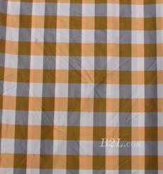 格子 棉感 色织 平纹 外套 衬衫 上衣 薄 70622-91