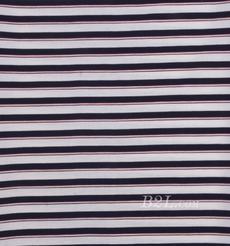 条纹 针织 横条 弹力 棉感 春秋 T恤 针织衫 连衣裙 80905-32
