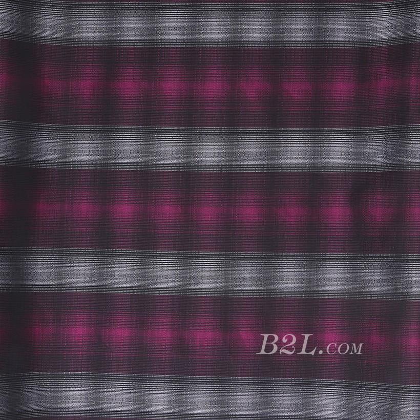 条纹 棉感 色织 外套 衬衫 上衣 70622-156
