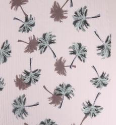 椰树 期货 植物 梭织 印花 连衣裙 衬衫 短裙 薄 女装 春夏 60621-80