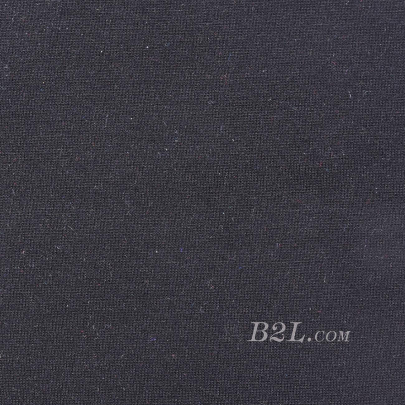 素色 针织 染色 弹力 春夏 T恤 卫衣 女装 90723-12