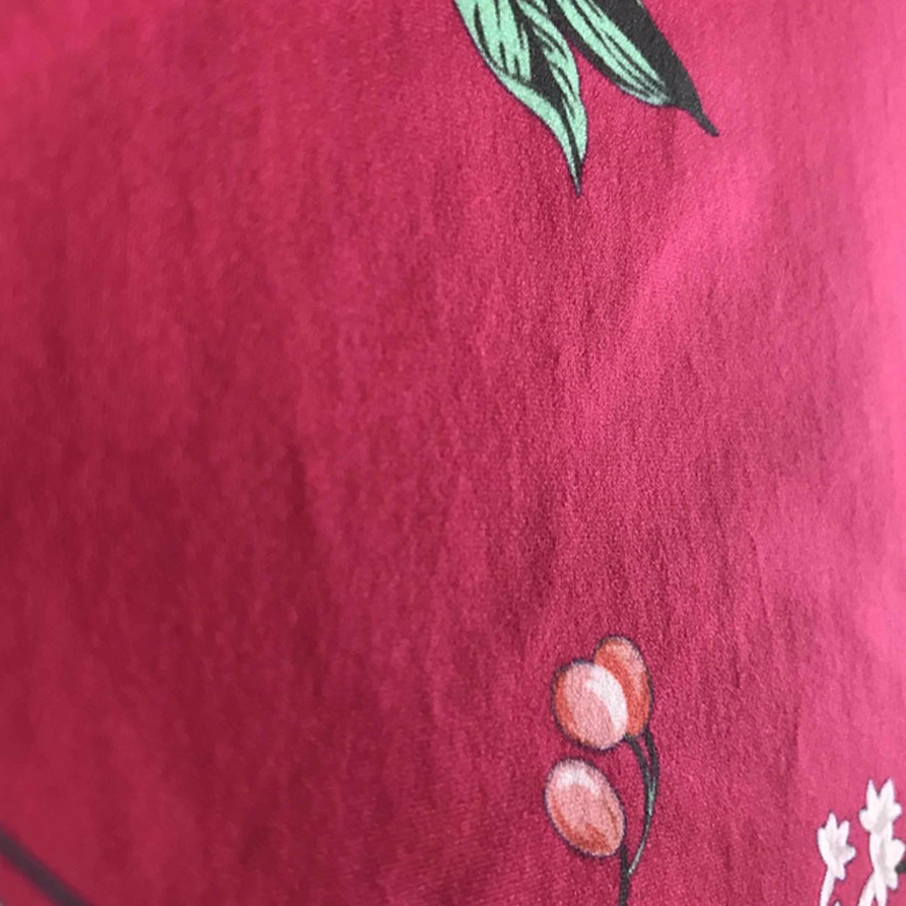 添瑞纺织厂家直销植物印花莱卡布