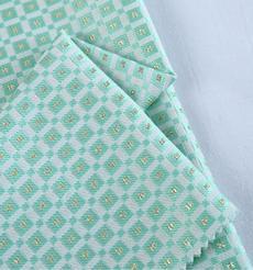 提花 银丝 色织 梭织 连衣裙 女装 80512-190