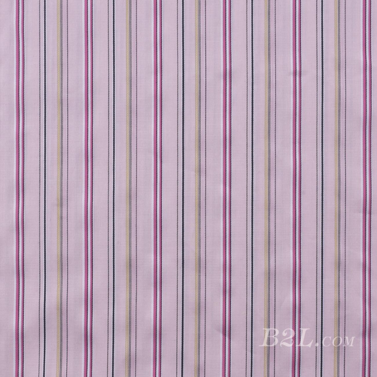 梭织染色条纹面料-春夏连衣裙衬衫面料S317