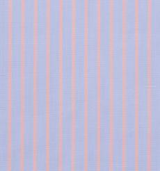 现货 条子 梭织 低弹 柔软 细腻 棉感 衬衫 连衣裙 男装 女装 春夏秋 71028-6