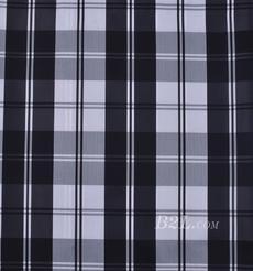 格子 棉感 色织 平纹 外套 衬衫 上衣 薄 70622-175