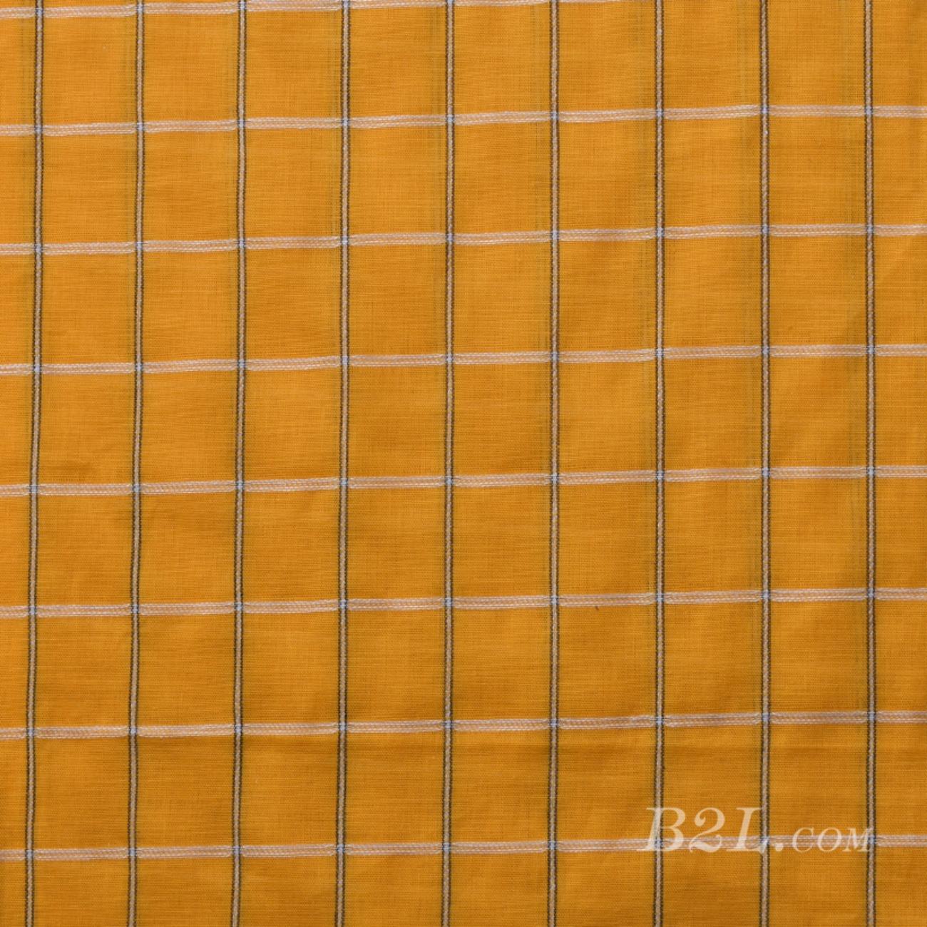梭织染色格子面料-春夏连衣裙外套衬衫面料Z15
