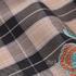 花朵 格子 色织 梭织 绣花 微弹 连衣裙 衬衫 女装 童装 春秋 71227-46