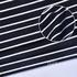 针织染色圆机弹力横条纹罗纹面料-春夏秋针织衫T恤连衣裙面料60312-167