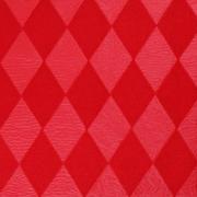 菱形 呢料 柔软 羊毛 大衣 外套 女装 70427-11