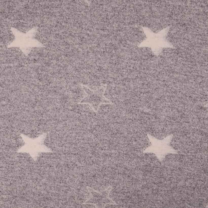星星 呢料 柔软 羊毛 大衣 外套 女装 70315-21