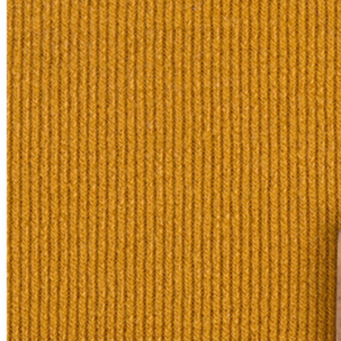 厂家直销 300g1*1罗纹坑条针织面料 棉涤弹力外套上衣女布料批发