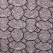 幾何 呢料 柔軟 羊毛 大衣 外套 女裝 期貨 70410-57