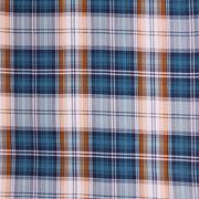 人棉期货格子梭织印花无弹衬衫连衣裙 短裙 薄 棉感 70522-29