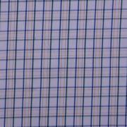 现货格子梭织色织微低弹休闲时尚风格衬衫连衣裙 短裙 棉感 60929-28