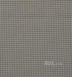 格子 梭织 色织 无弹 小细格 春秋 女装 时装 衬衫 90826-16