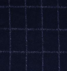 格子 呢料 柔軟 羊毛 大衣 外套 女裝 70410-48
