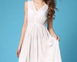 白色裙子怎么洗涤