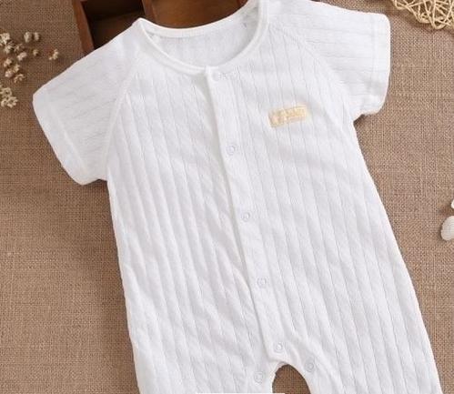 宝宝的服装应该选择什么面料