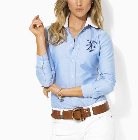 女士Polo衬衫