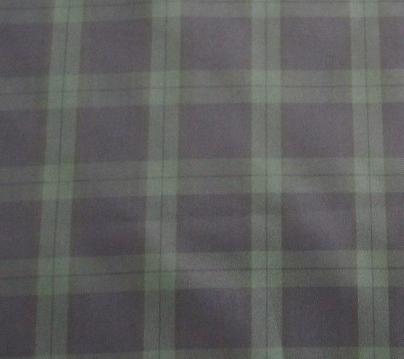 色织格子布