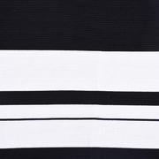 条子 横条 圆机 针织 纬编 T恤 针织衫 连衣裙 棉感弹力 60311-37