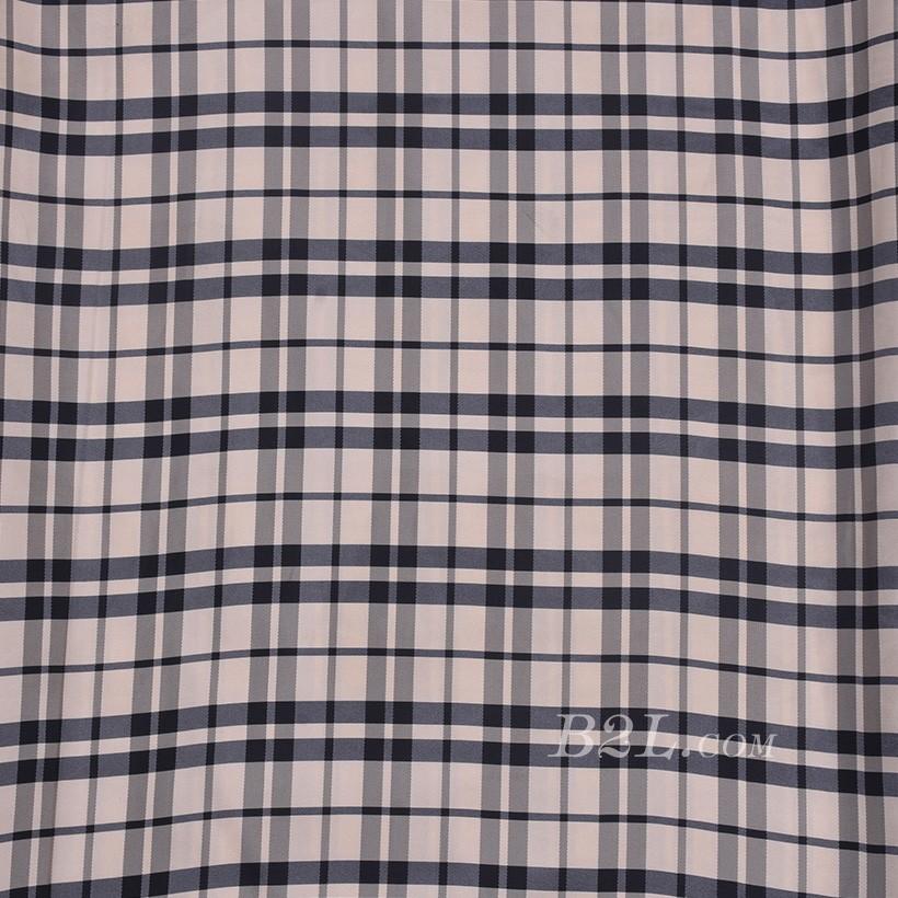 格子 棉感 色织 平纹 外套 衬衫 上衣 70622-149
