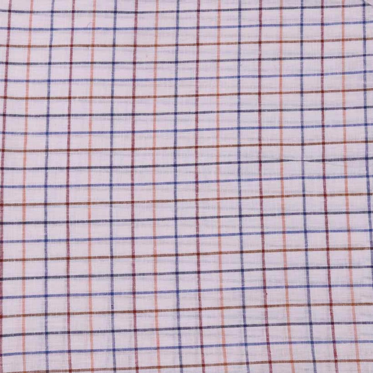 现货格子梭织色织休闲时尚风格 衬衫 连衣裙 短裙 60929-47