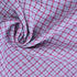 梭织 无弹 色织 全涤 雪纺 柔软 连衣裙 衬衫 70305-29