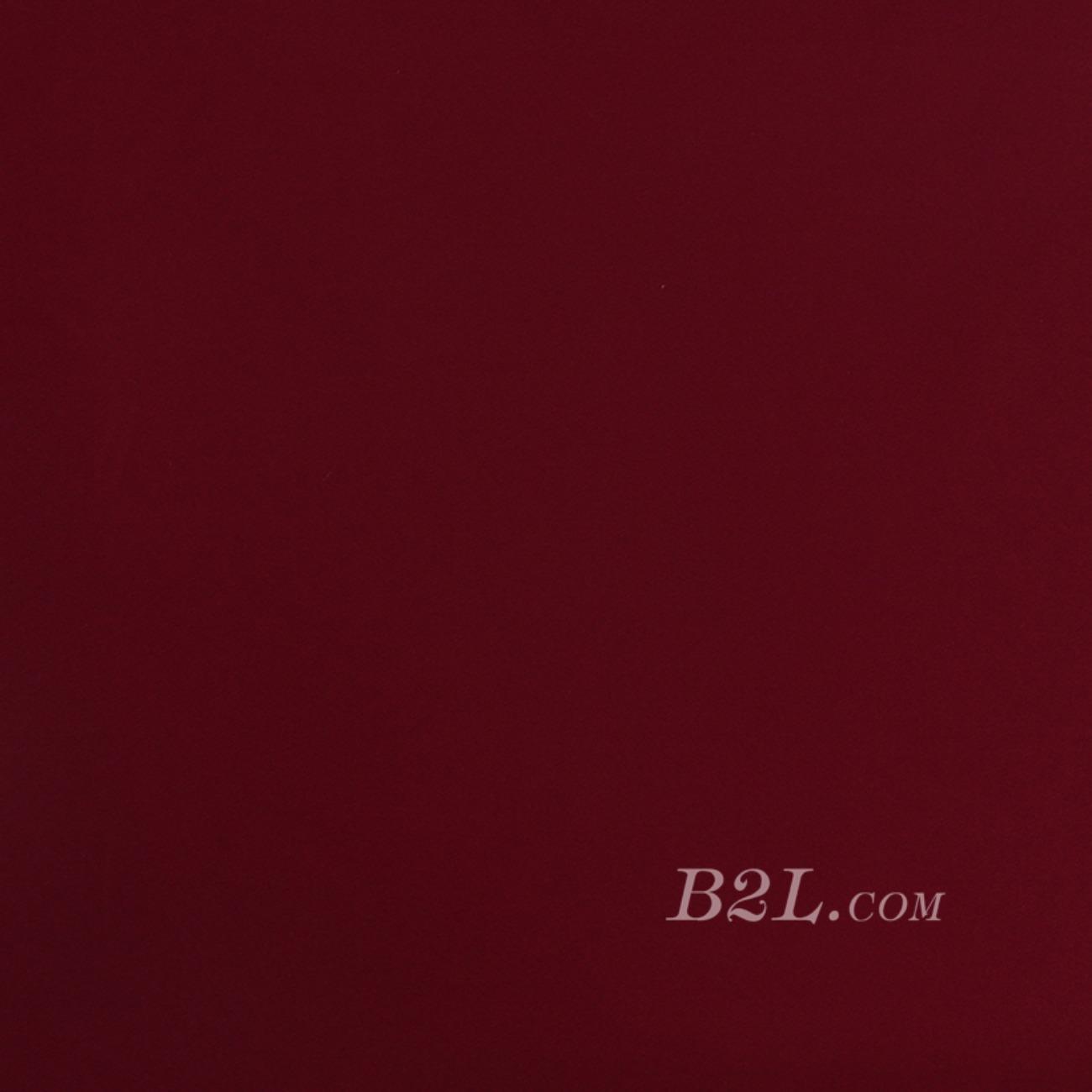 平纹梭织素色染色双层连衣裙 短裙 衬衫 低弹 春 秋 柔软 70703-1