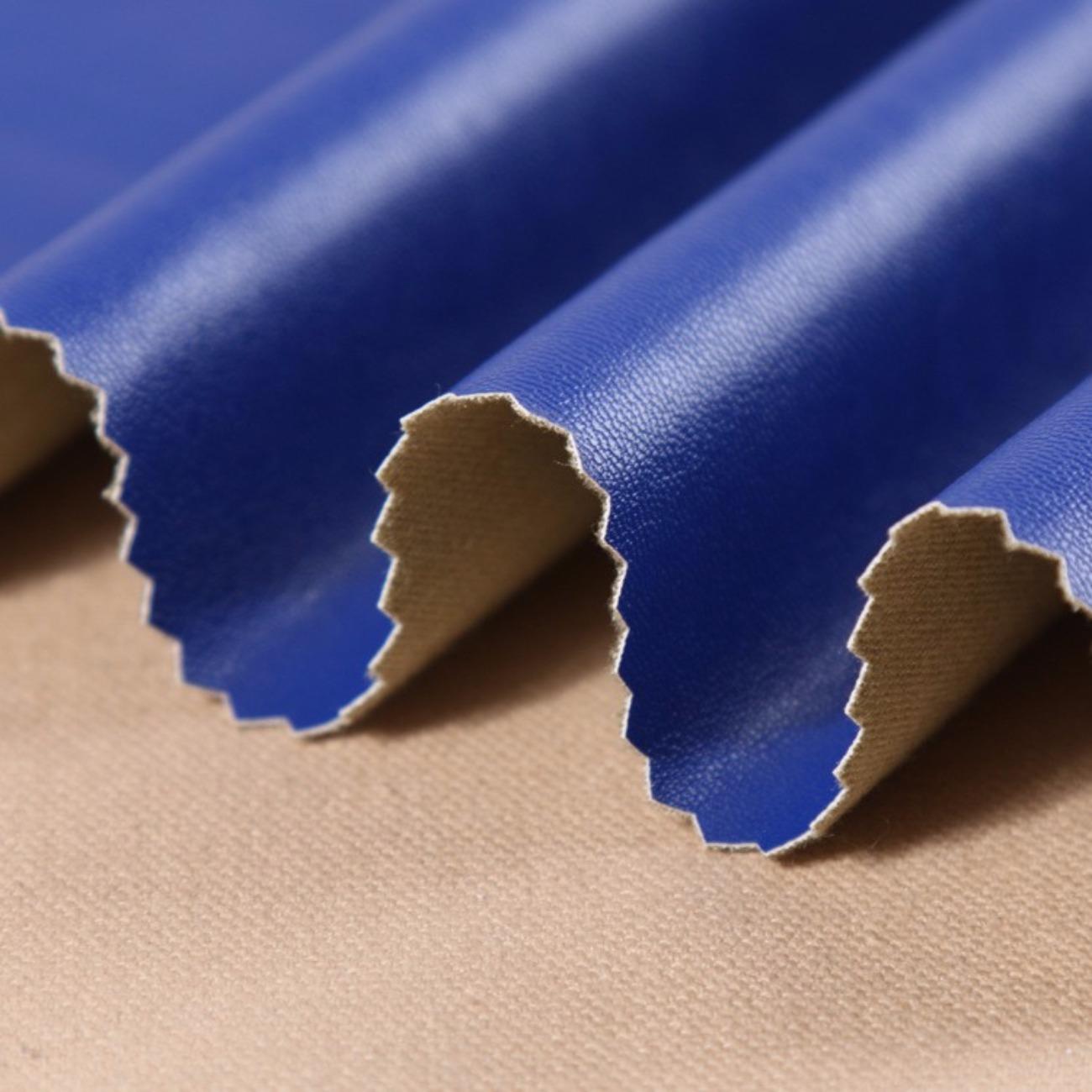 皮革 涂层 半哑光 素色 无弹 皮衣 风衣 皮裤 细腻  防水 60322-2