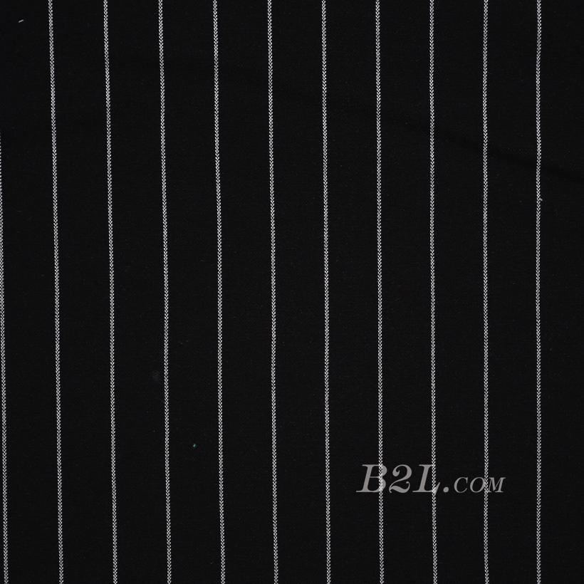 条子 竖条 圆机 针织 纬编 T恤 针织衫 连衣裙 棉感 弹力 60312-137