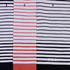 楼梯布 坑条 条子 横条 圆机 针织 纬编 T恤 针织衫 连衣裙 定位 棉感弹力 60311-12