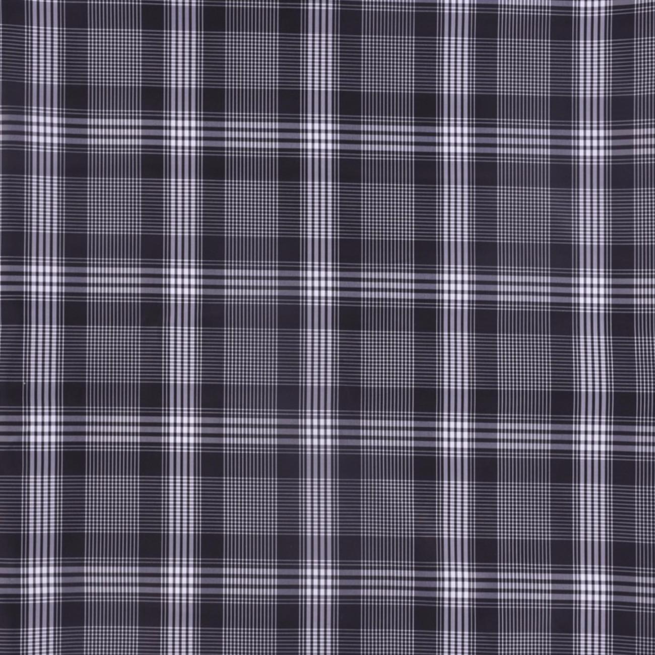 里布 格子 梭织斜纹纸感超薄无弹平纹细腻男装全涤色织格子60415-8(里布)