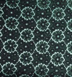 蕾丝 花朵 经编机 染色 复合 低弹 风衣 套装 连衣裙 粗糙 女装 春秋 60419-5